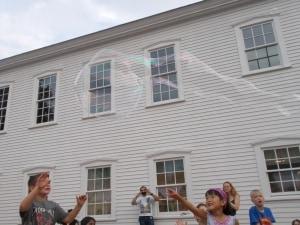 bubble party 037