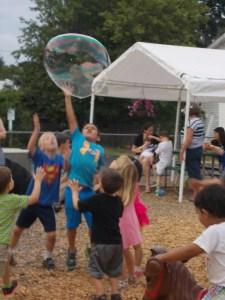 bubble party 041